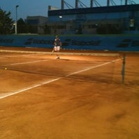 Photo taken at Federación de Tenis de Chile by Julio G. on 10/1/2014