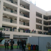 Photo taken at Universidad Privada del Norte (UPN) by Emilio D. on 7/1/2013