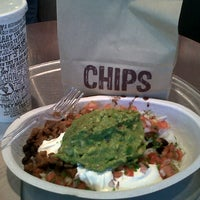 Photo taken at Chipotle Mexican Grill by Daniella on 10/20/2012