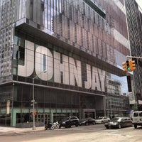 Photo taken at John Jay College - New Building by John on 4/16/2013