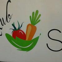 Photo taken at Club Salad by Adriana F. on 9/18/2012