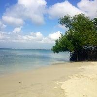 Photo taken at Playa El Paraíso by Ana on 12/22/2012