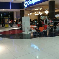Photo taken at Cinépolis by Andres A. on 10/10/2012