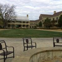 Photo taken at Hyatt Regency Lost Pines Resort & Spa by Liz D. on 1/22/2013