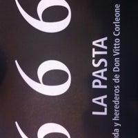 Photo taken at La Pasta Gansa by Javier A. on 9/22/2012