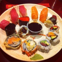 Photo taken at Tokyo Sushi Buffet by Johnny A. on 4/3/2013