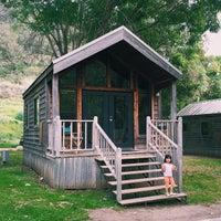 Photo taken at El Capitan Canyon by Sheena Y. on 3/14/2015
