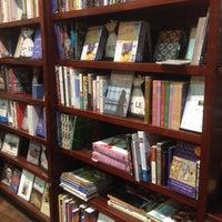 Photo taken at Diwan Bookstore by Maryam C. on 8/1/2014