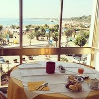 Photo taken at Hotel Sorriso by Elizaveta on 6/12/2014