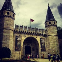 Photo taken at Topkapı Palace by Vugar G. on 7/31/2013