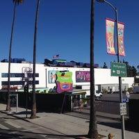 Photo taken at Nickelodeon Studios by Anna Koba on 9/29/2013