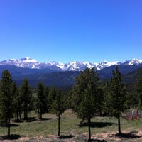 Photo taken at Rocky Mountain National Park by Jay B. on 6/12/2013