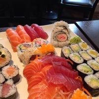 Photo taken at SushiBar by Jan S. on 10/18/2014