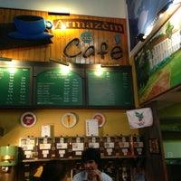 Photo taken at Armazém do Café by Perla C. on 7/12/2013