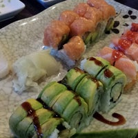 Photo taken at River Japanese Cuisine by Riyeon K. on 7/9/2013