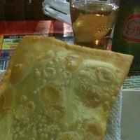 Photo taken at Pammy Pastelaria by Cida C. on 12/27/2012