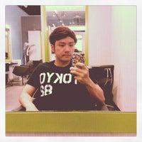 Photo taken at Glitz Hair Workz by Alainlicious on 1/19/2013