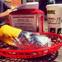 Photo taken at Big City Burrito - Official Site by Paul B. on 5/13/2014