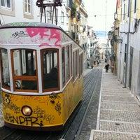 Photo taken at Bairro Alto by Nicola P. on 10/21/2012