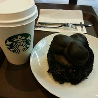 Photo taken at Starbucks by Feryal C. on 3/3/2013