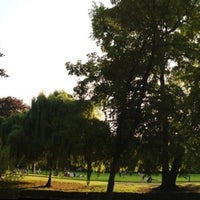 Photo taken at Florapark by Micha K. on 7/9/2013