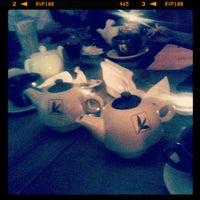 Photo taken at Green Tea by Raluca B. on 11/24/2012
