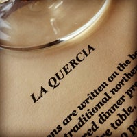 Photo taken at La Quercia by Aaron N. on 9/6/2014