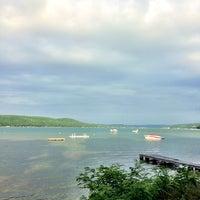 Photo taken at Glenn Lake Cottages by Kristi K. on 8/22/2014