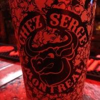 Photo prise au Bar Chez Serge par Alexandre F. le6/13/2013