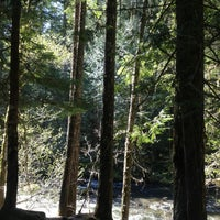 Photo taken at Mt Hood National Forest by Eden on 5/4/2013