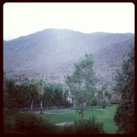 Photo taken at Hyatt Palm Springs by Terra on 7/11/2013