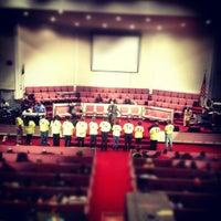 Photo taken at International Christian Center by Tati G. on 11/3/2012