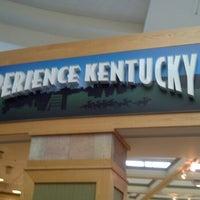 Photo taken at Louisville International Airport (SDF) by Cassie B. on 10/17/2013