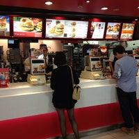 Photo taken at McDonald's by Leon Tsunehiro Yu-Tsu T. on 6/2/2013