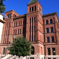 Photo taken at Bexar County Courthouse by Eric on 11/7/2012