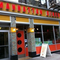 Photo taken at Manhattan Diner by alberts M. on 5/8/2013