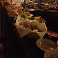 Photo taken at Osteria a la Carega by Leonardo P. on 12/28/2012