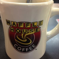 Photo taken at Waffle House by Austin on 2/26/2013