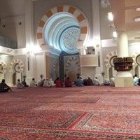 Photo taken at Masjid Jamek Sultan Abdul Aziz by Hasri Omar A. on 1/7/2013