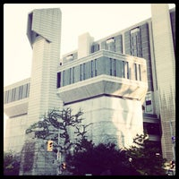 Photo taken at Robarts Library by Shim B. on 7/17/2013