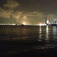 Photo taken at West Coast Beach by Abdul M. on 6/2/2013