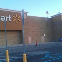 Photo taken at Walmart Supercenter by Kevin B. on 4/6/2013