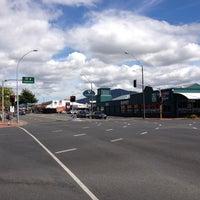 Photo taken at Rotorua Central Mall by Edoardo on 3/1/2013
