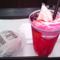 Photo taken at McDonald's by Galuh P. on 2/4/2014