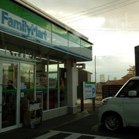 Photo taken at FamilyMart by Cafe on 12/3/2013