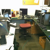 Photo taken at Computing and Communications Center by Jeff on 10/15/2012