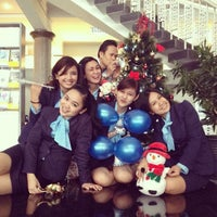 Photo taken at Bank Mandiri by f e b y on 12/18/2013