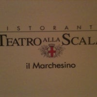 Photo taken at Il Marchesino by Carsten on 10/22/2012