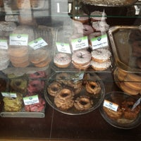Photo taken at Top Pot Doughnuts by Jeff P. on 6/16/2013
