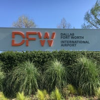 Photo taken at Dallas Fort Worth International Airport (DFW) by DFW Airport on 6/15/2016